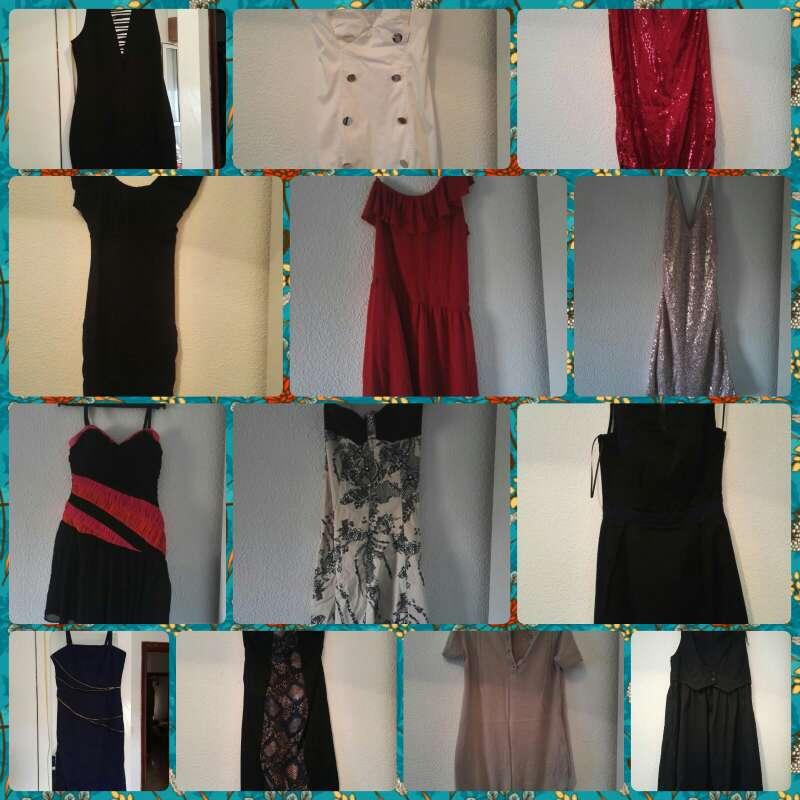 Imagen producto Lote de ropa calzado y complementos de mujer 3