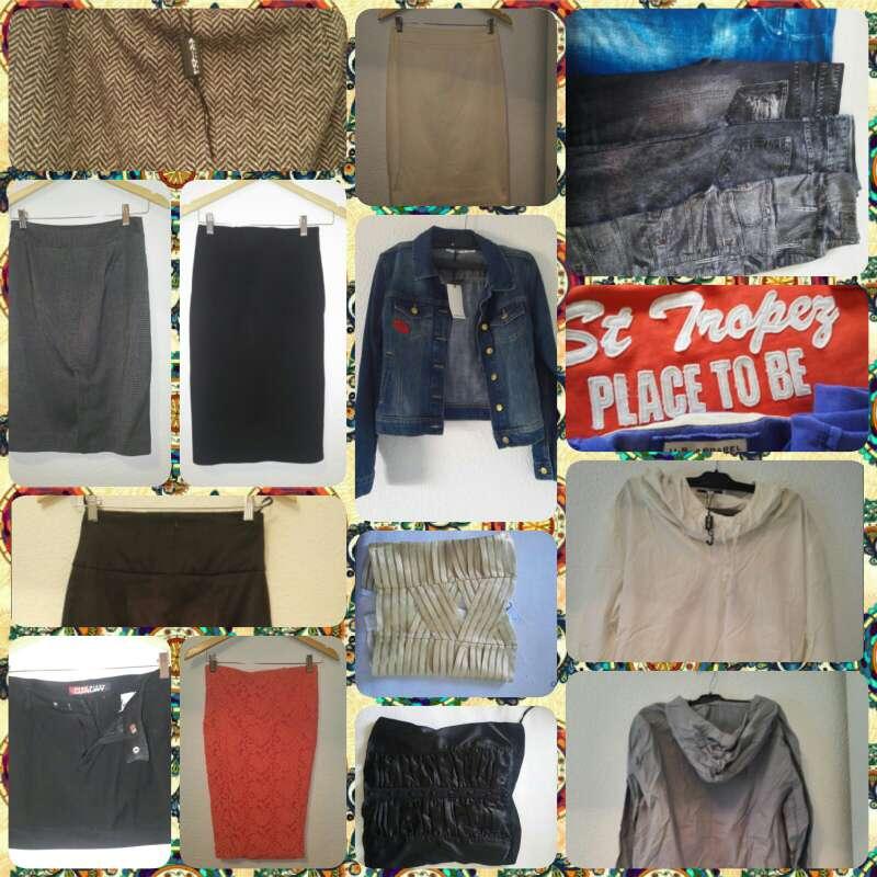 Imagen producto Lote de ropa calzado y complementos de mujer 2