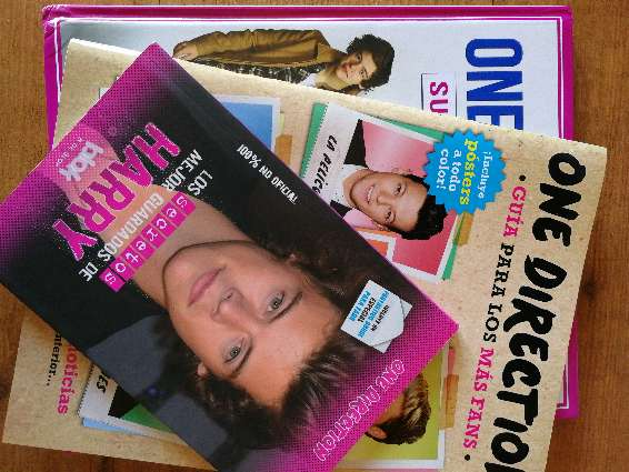 Imagen Libros One Direction