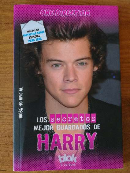 Imagen producto Libros One Direction 2
