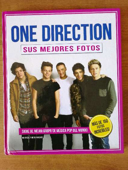 Imagen producto Libros One Direction 4