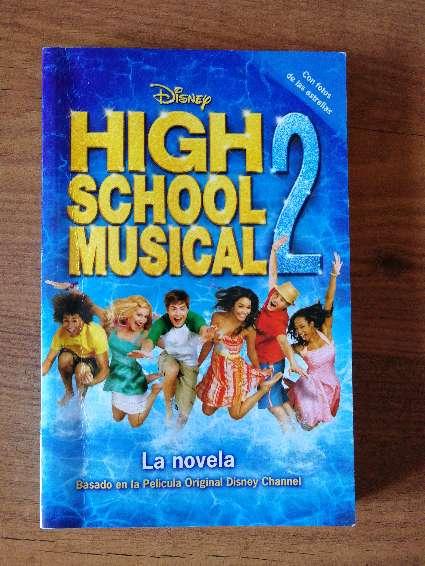 Imagen Libro High School Musical 2