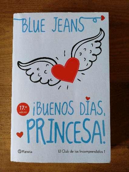 Imagen Libro Buenos Días Princesa