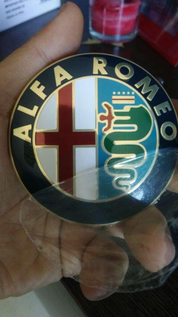 Imagen Emblema Alfa Romeo