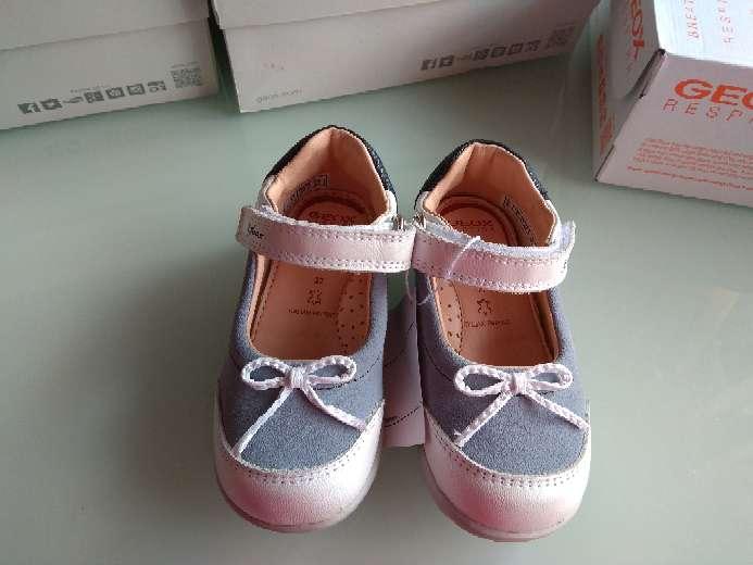 Imagen producto Zapatos piel GEOX T 22 a estrenar  5