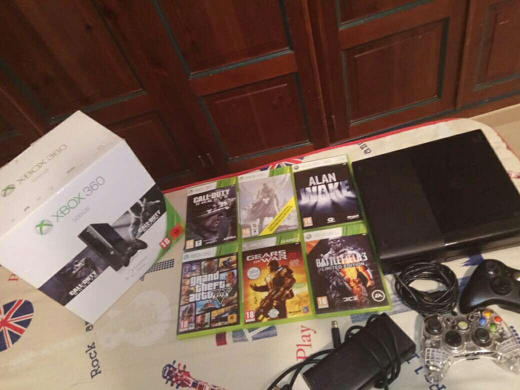 Imagen Xbox 360 500Gb