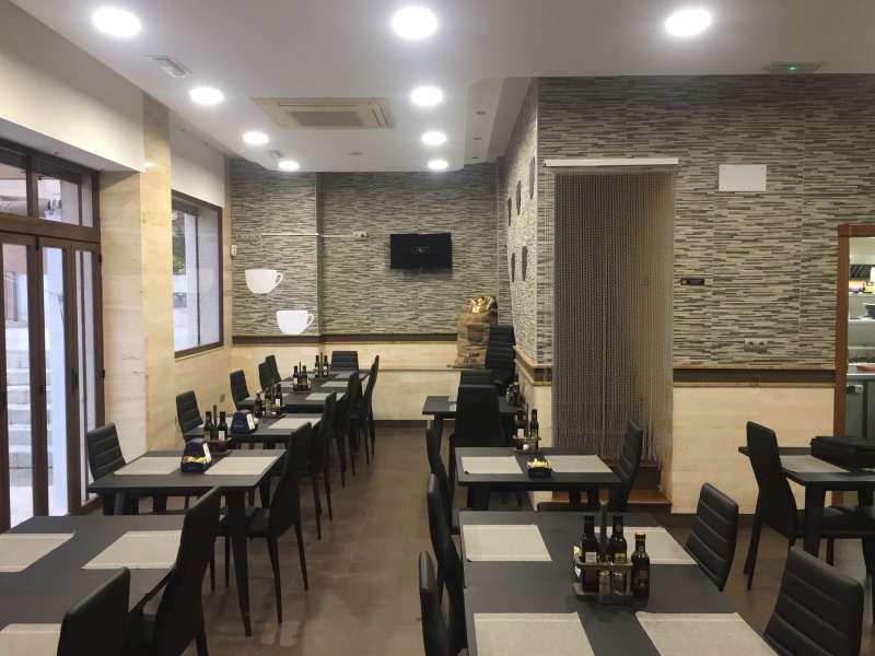 Imagen Traspaso restaurante y cafetería en Málaga teatinos