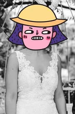 Imagen producto Vestido novia pronovias 3