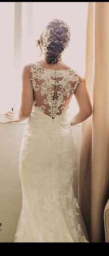 Imagen producto Vestido novia pronovias 2