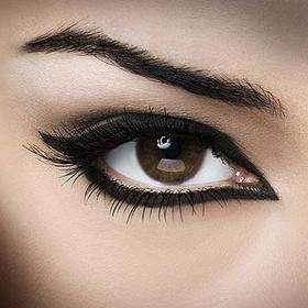 Imagen deliniador de ojos tono negro mary kay