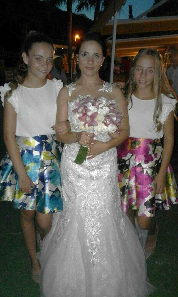 Imagen producto Vestido de novia 4