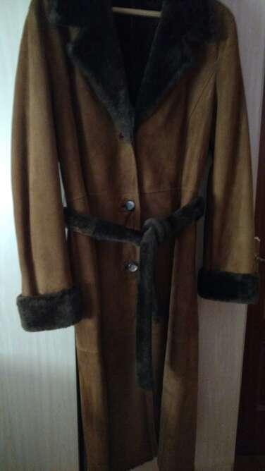 Imagen producto REBAJADO Abrigo de piel  2