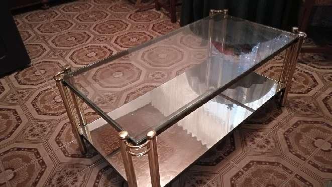 Imagen mesa para el salón