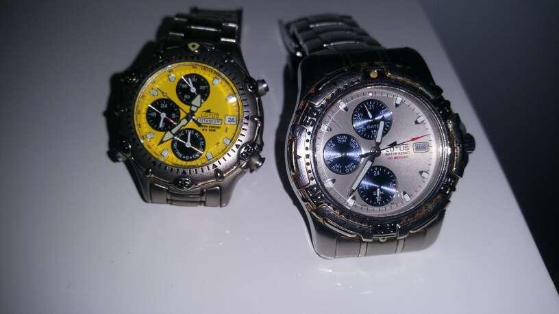 Imagen relojes LOTUS