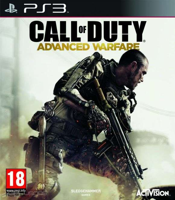 Imagen COD: Black OPS I y Advanced Warfare