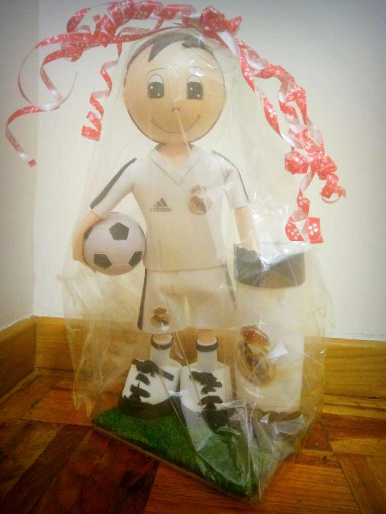 Imagen Muñeco del Real Madrid.