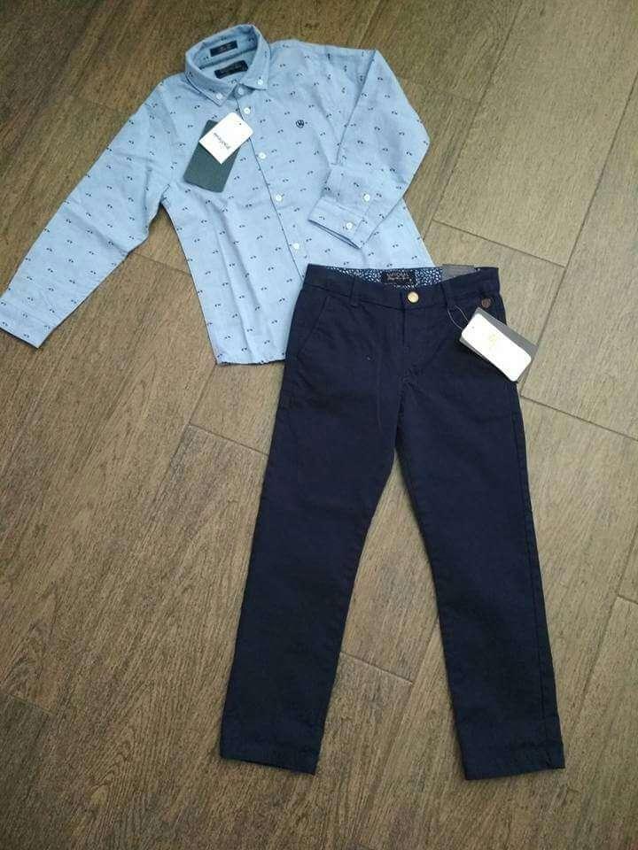 Imagen Conjunto camisa y pantalon