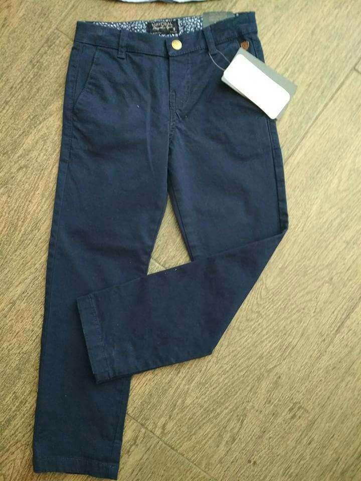 Imagen producto Conjunto camisa y pantalon 2