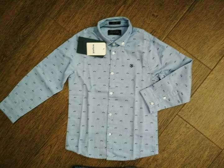 Imagen producto Conjunto camisa y pantalon 3
