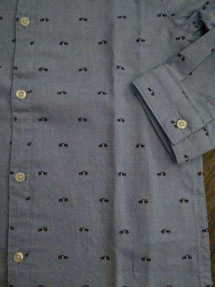 Imagen producto Conjunto camisa y pantalon 4