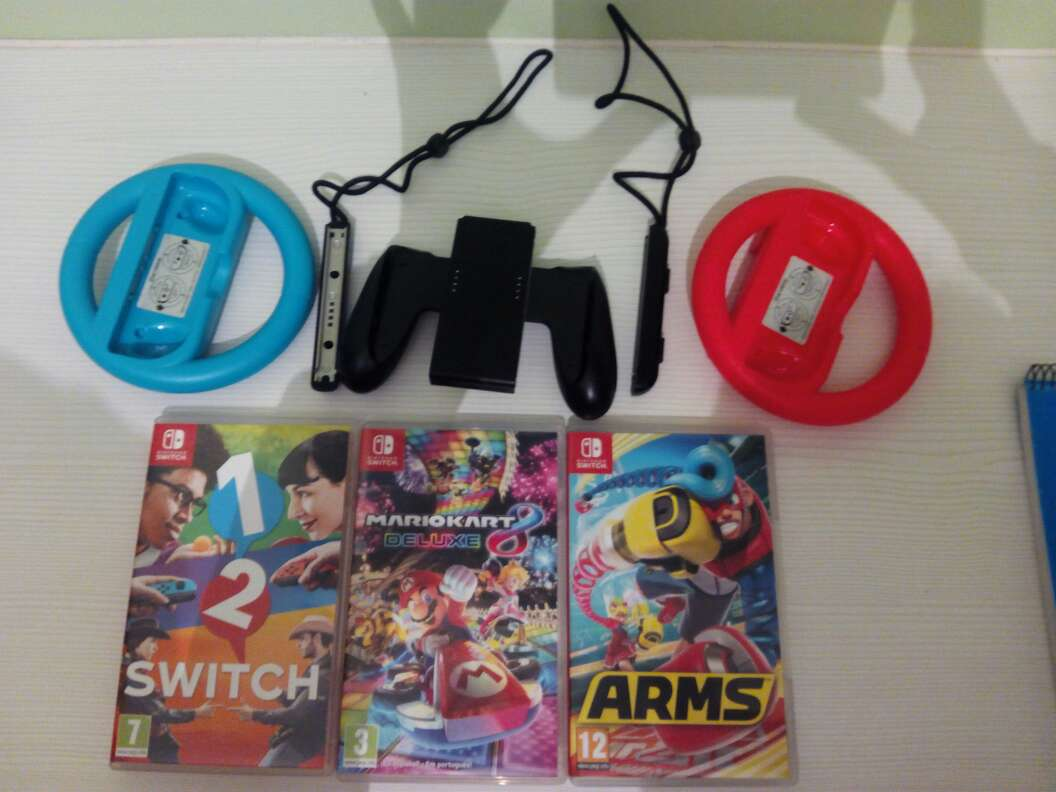 Imagen producto Se vende nintendo switch 2