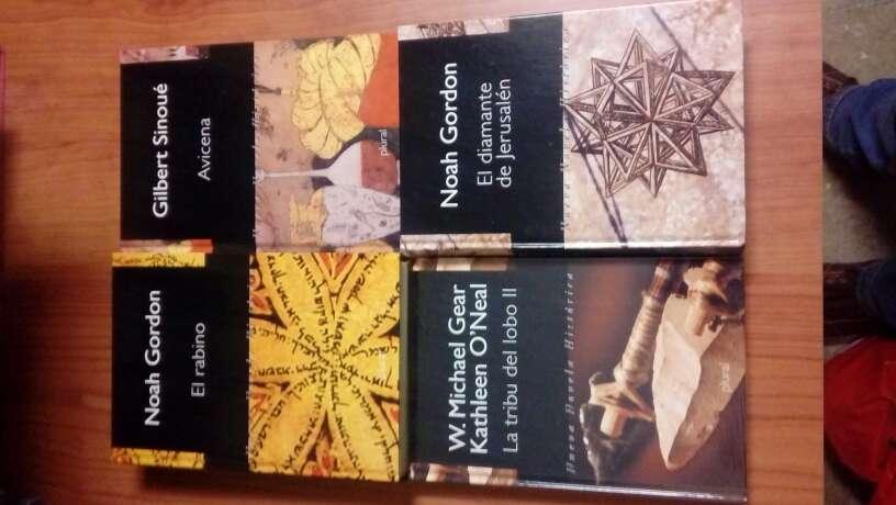 Imagen libros de varios temas