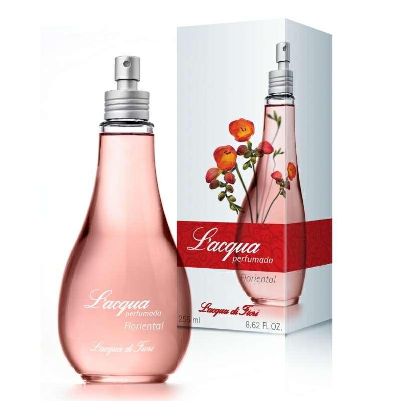 Imagen Lacqua Perfumada Floriental Deo-Colônia 255ml original e novo L'acqua Di Fiori