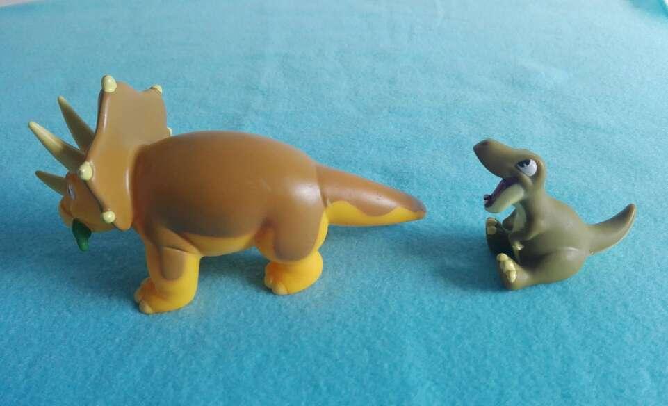 Imagen producto Dinosaurios juguete 2