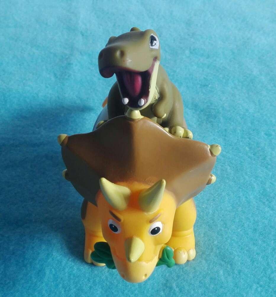 Imagen producto Dinosaurios juguete 1