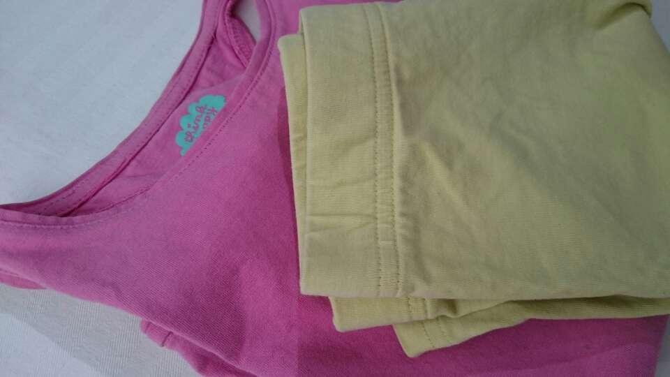 Imagen producto Short mallas + top niña  5