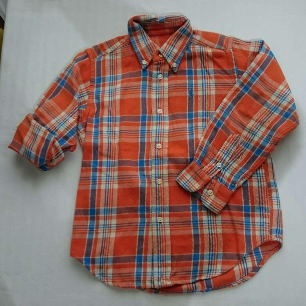 Imagen Camisa Franela niño