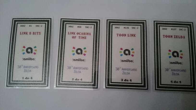 Imagen producto Amiibo zelda 30 aniversario  2