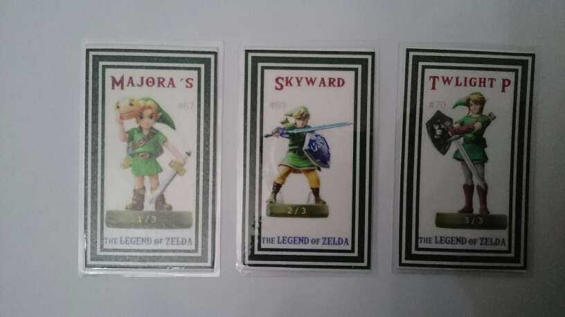 Imagen amiibo the legend of zelda