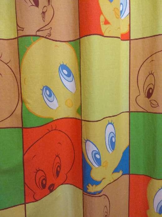 Imagen producto 2 cortinas infantiles Piolin 3