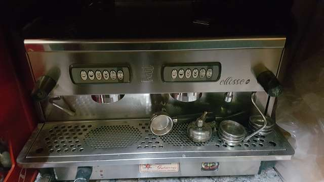 Imagen cafetera de hosteleria