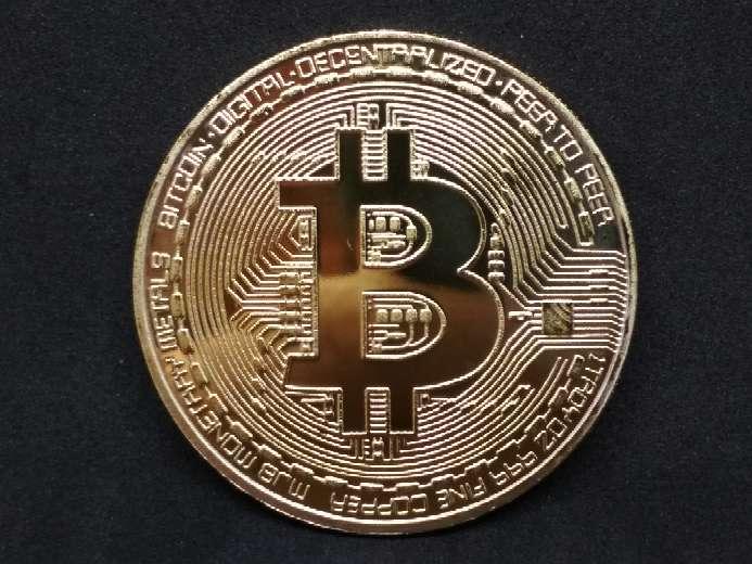 Imagen Moneda Bitcoin