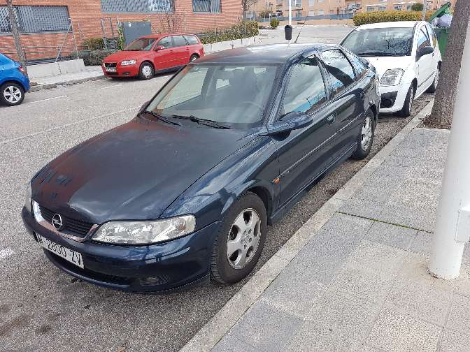 Imagen Opel Vectra Edition 2000