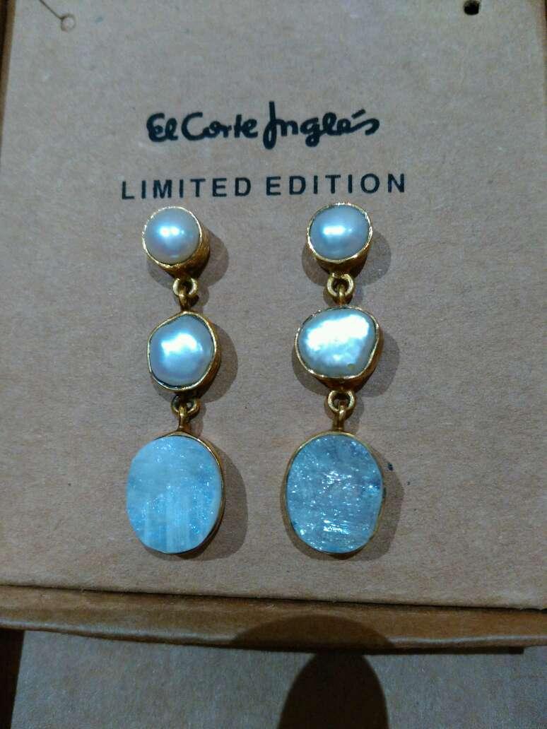 Imagen producto Pendientes perlas 2