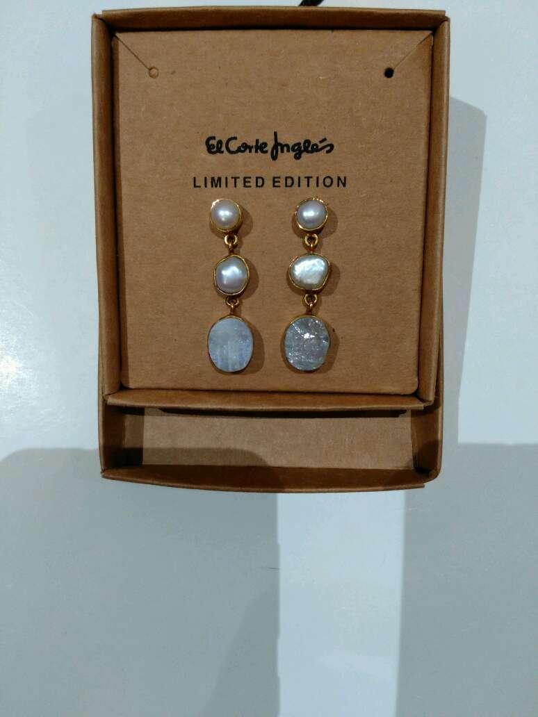 Imagen producto Pendientes perlas 4