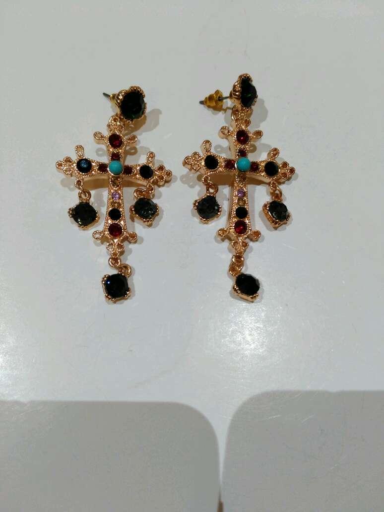 Imagen Pendientes cruz