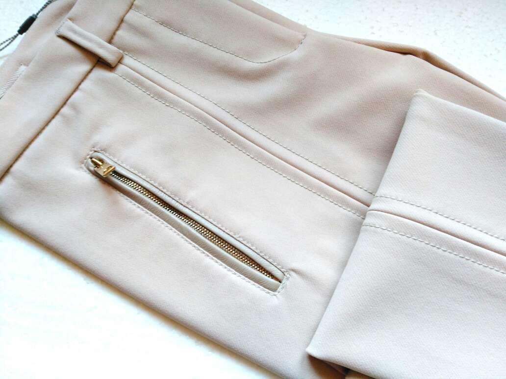 Imagen producto Pantalón cintura alta de Uterque T.XXS 3