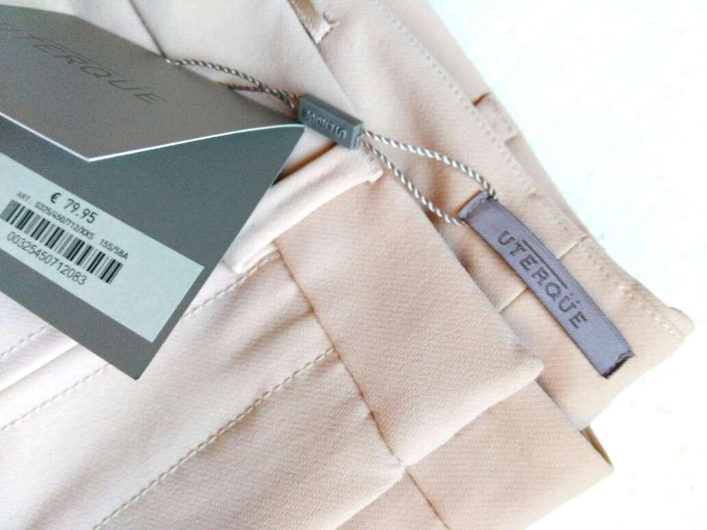 Imagen producto Pantalón cintura alta de Uterque T.XXS 5