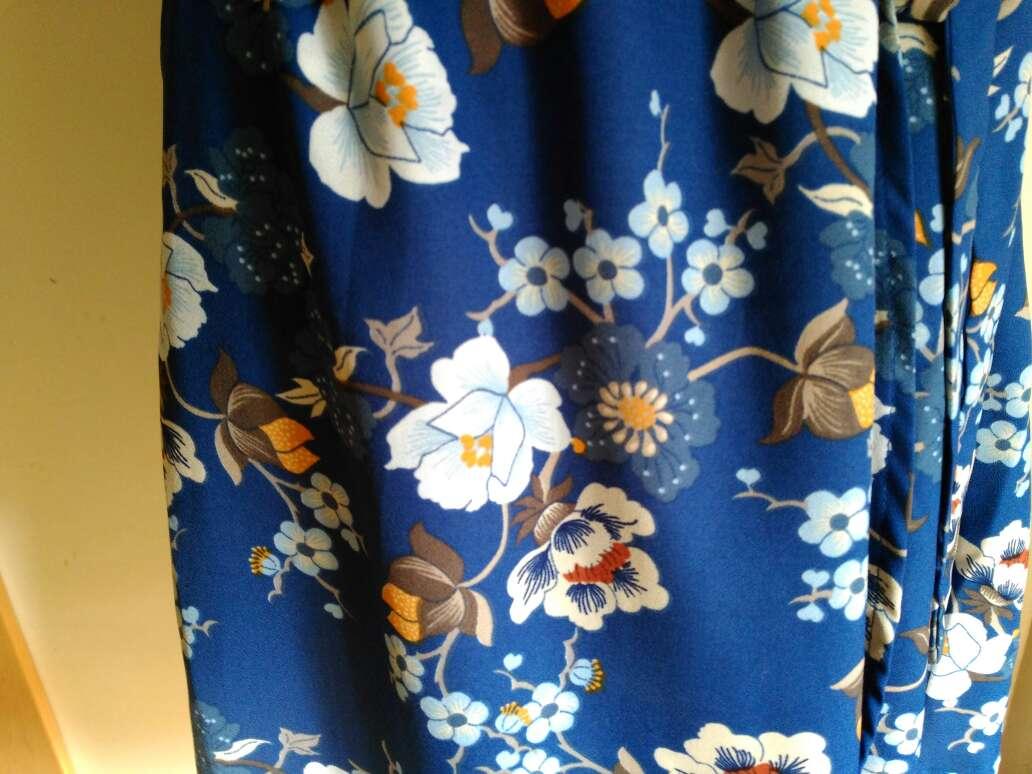 Imagen producto Vestido flores T.34 4