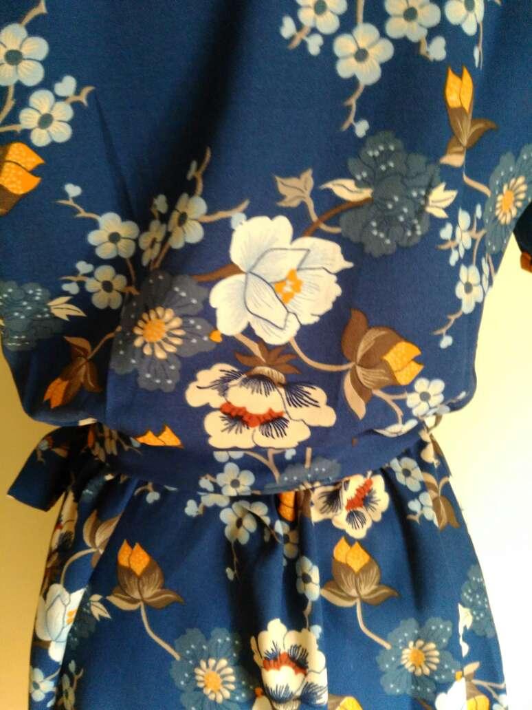 Imagen producto Vestido flores T.34 2