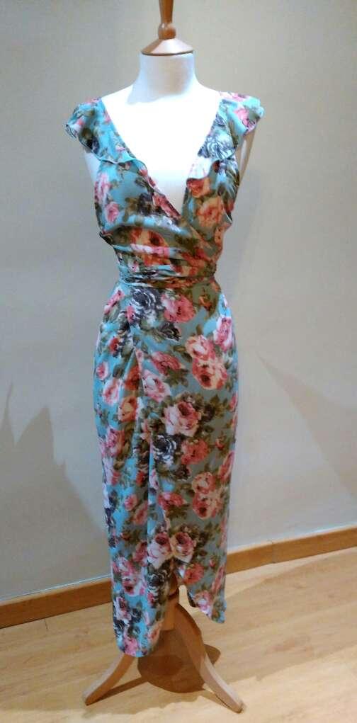 Imagen producto Vestido espalda cruzada T.S 2