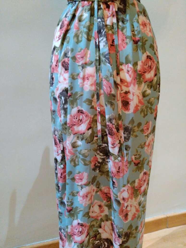 Imagen producto Vestido espalda cruzada T.S 4
