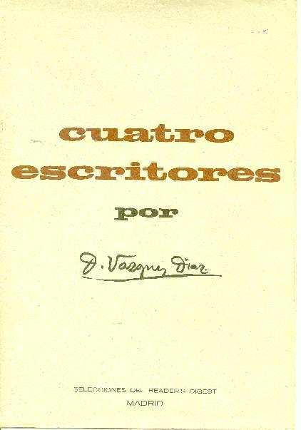 Imagen producto Láminas  de escritores españoles 5
