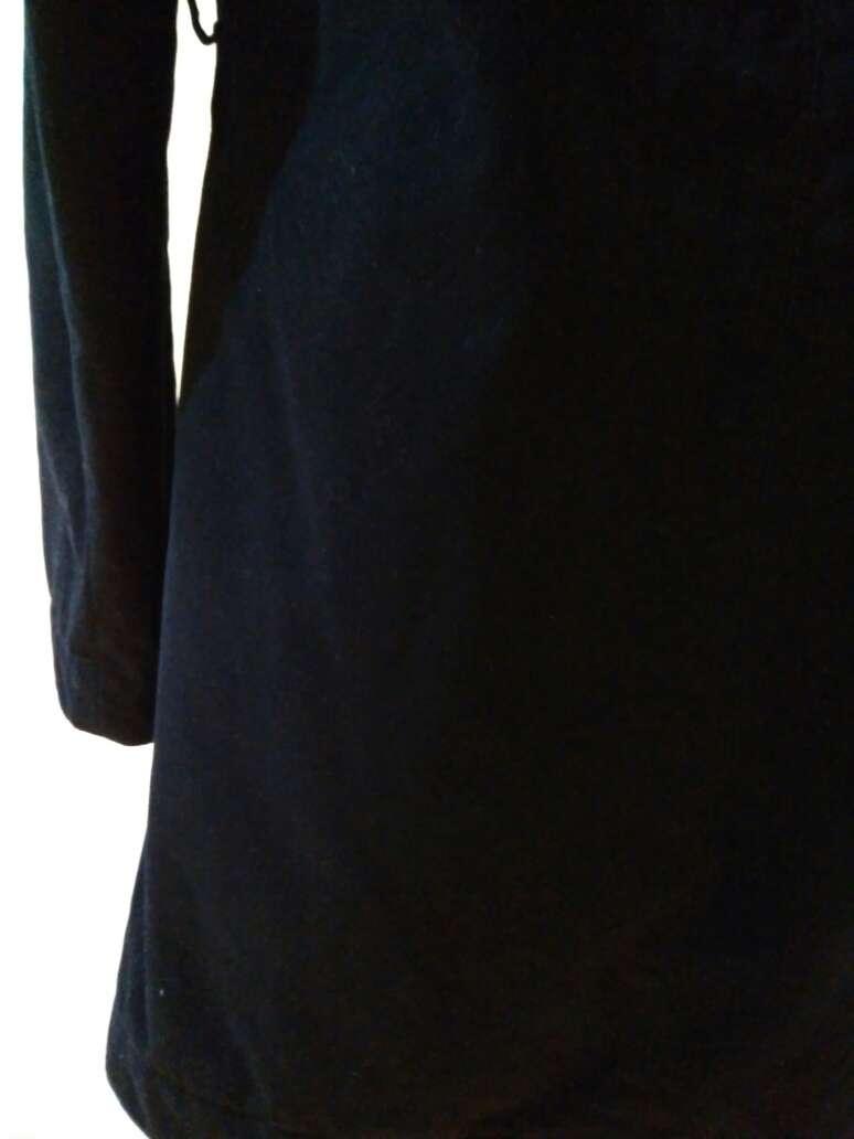 Imagen producto Parka negra de Massimo Dutti T.XS 3