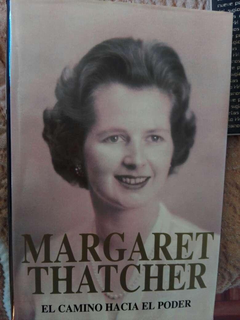 Imagen libro margaret thatcher