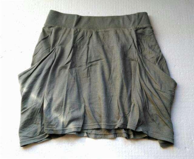 Imagen producto Minifalda verde de Splendid T.XS 4